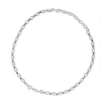 Sterling Silver Necklace – 18″